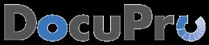 Das DocuPro Logo steht für die von der JOWECON GmbH vertriebene Managamentsoftware